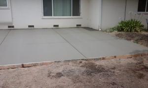 Tovar Landscape Co. - Concrete Patio