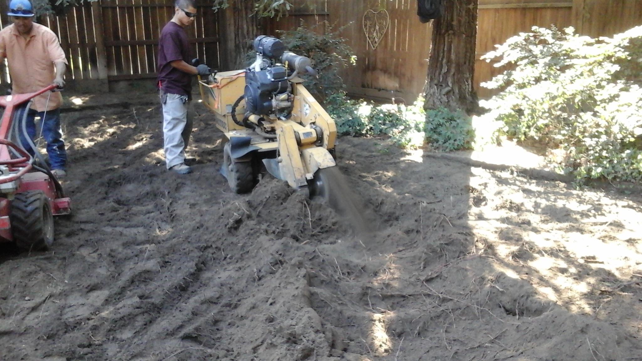Landscaping by Tovar Landscape Co. - Soil Preparation
