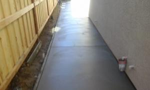 Tovar Landscape Co. - Concrete Sidewalk and Walkways