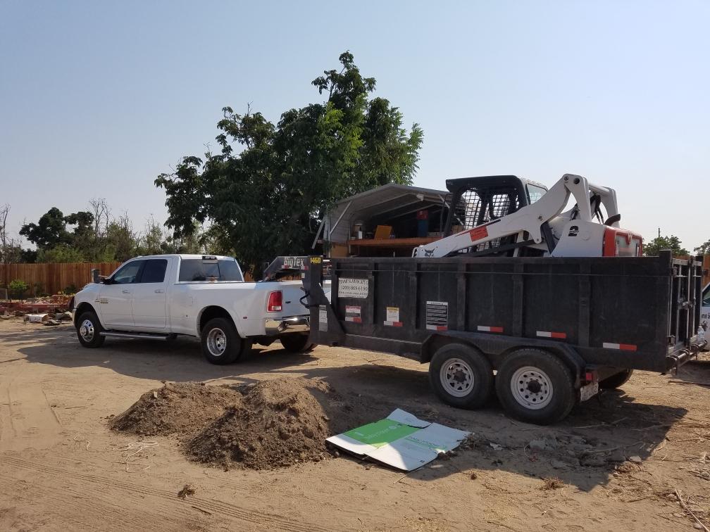 Landscaping by Tovar Landscape Co. - Bobcat Services