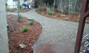 Tovar Landscape Co. - Decorative Concrete and Garden Bed