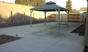 Tovar Landscape Co - Concrete Patio and Design